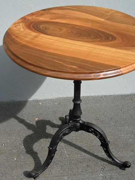 Bistrotisch for Bistrotisch rund